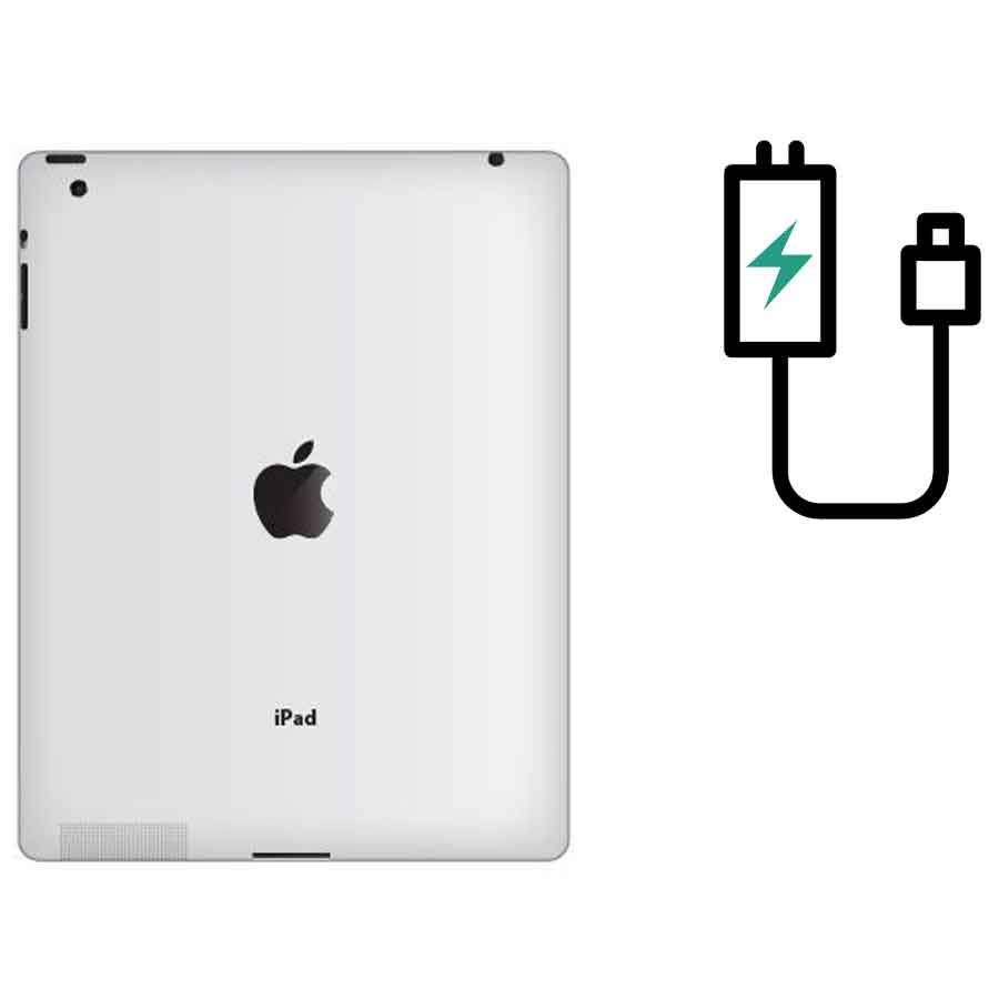ipad charging port repair
