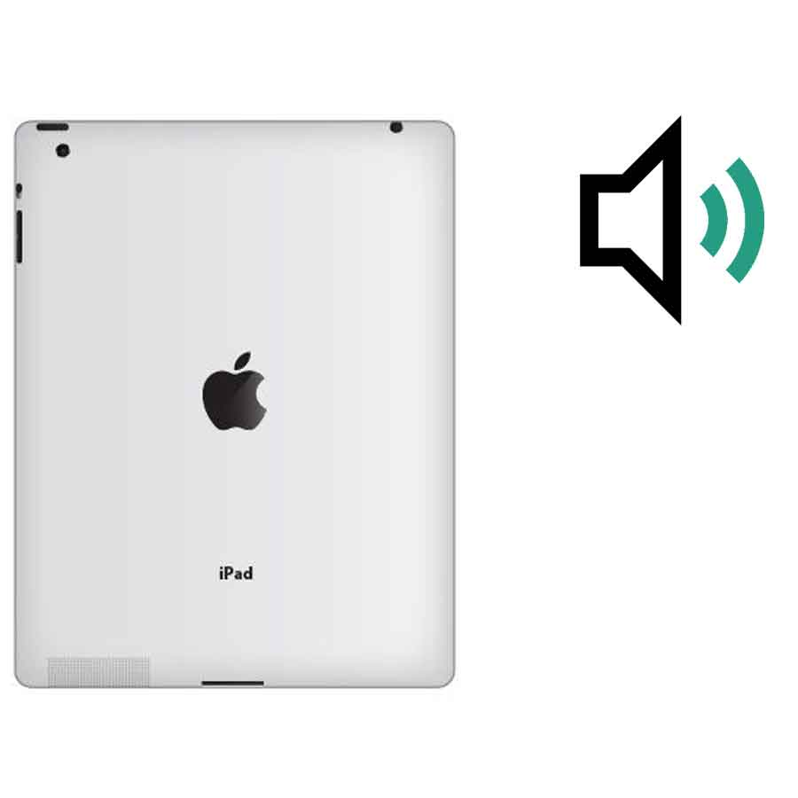 ipad volume button repair