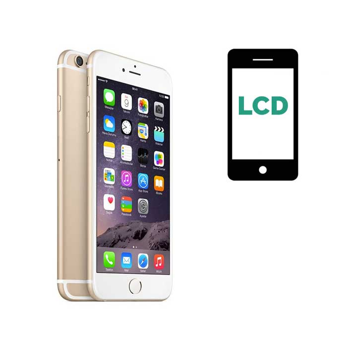 iPhone 6 plus Screen lcd repair