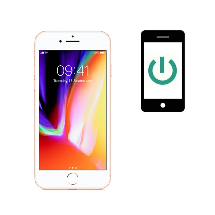iphone 8 plus power button repair