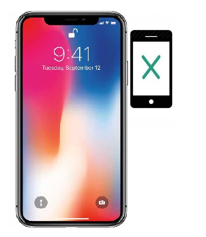 iPhone X (10) dead Repair
