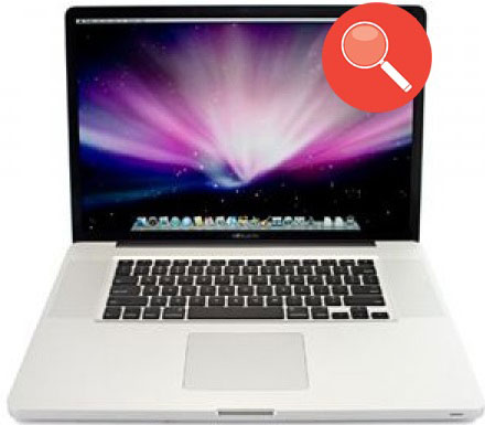 MacBook Pro Aluminum (2006-2008) Diagnostic Service