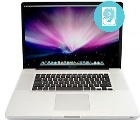 MacBook Pro Aluminum (2006-2008) Hard Drive Repair/Replacement