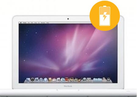 macbook white unibody late 2009-2011 battery replacement